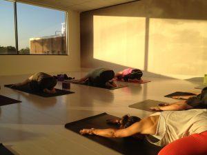 Yin at Light Space Yoga Studio, Mitcham and Balwyn